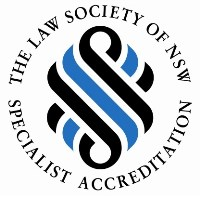 NSW Law Society Accredited Specialist Logo